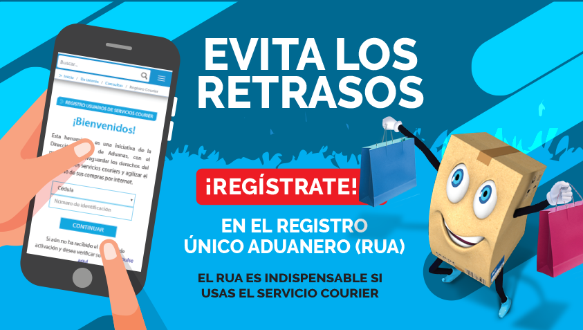 RUA - Registro Aduanal Único
